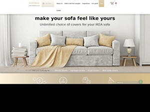 Don't worry about a wrong color of your sofa!